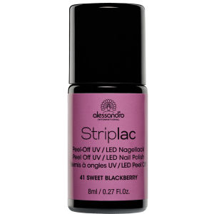 Striplac Sweet Blackberry UV Nail Polish (8ml)