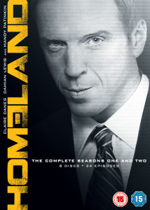 Homeland - Seasons 1 and 2