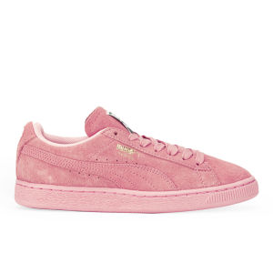 Puma Women's Suede Classics Trainers - Pink