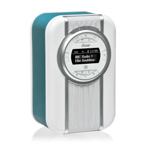 View Quest Christie Bluetooth DAB+ Radio - Teal