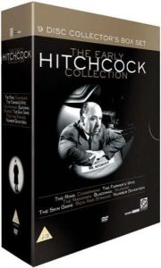 Early Hitchcock Box Set