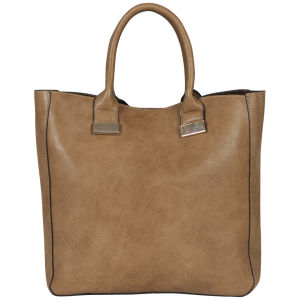 Kris-Ana A1060 Shopper Bag - Taupe