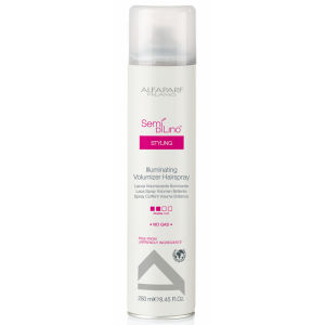Alfaparf Semi Di Lino spray coiffant volumisant brillant (250ml)