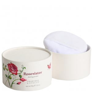 Crabtree & Evelyn Rosewater Dusting Powder (85G)