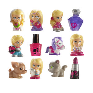 Squinkies 12 Piece Barbie Pack Series 1