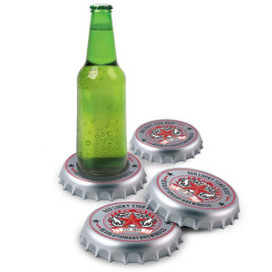 Bottletop Coasters