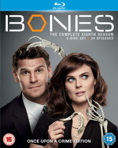 Bones - Seizoen 8