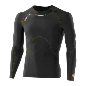 Skins A400 Men's Active Compression Long Sleeve Top
