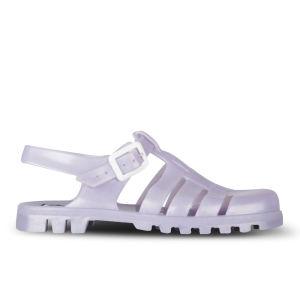 JuJu Women's Maxi Jelly Sandals - Pearl Lilac