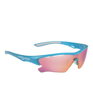 Salice 011 RW Radium Sports Sunglasses - Mirror - Turqouise/RW Radium