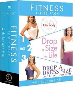 Joanna Hall - Fitness