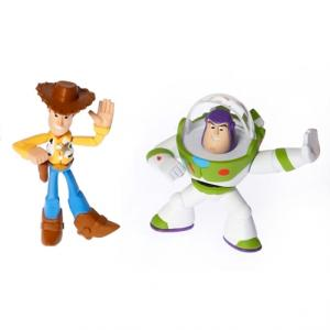 Toy Story 3: Buddy Pack Waving Woody and Buzz Lightyear
