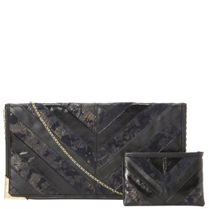 Stylist Pick 'Bibi' Purse & Clutch Set  - Black