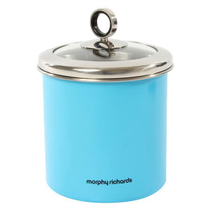 Morphy Richards Accents Large Storage Canister - Blue