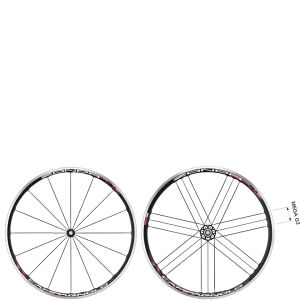 Campagnolo Zonda Two Way Wheelset - Black