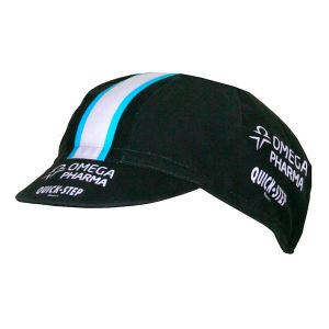 Omega Pharma QuickStep Team Replica Cotton Cap - One Size 2014