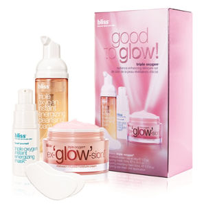 bliss Triple Oxygen Good to Glow! Limited Edition Set (Worth $100)