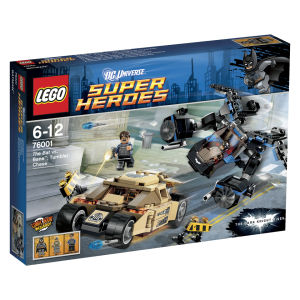 LEGO Super Heroes: The Bat vs. Bane: Tumbler Chase (76001)