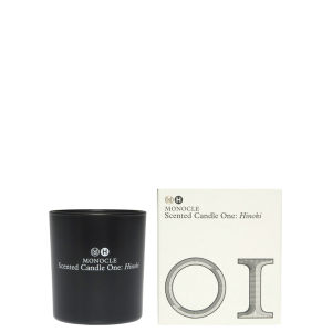 Comme des Garcons Parfums Monocle Scented Candle One: Hinoki