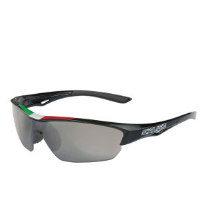 Salice 011 ITA CRX Sport Sunglasses - Photochromic - Black/CRX Smoke