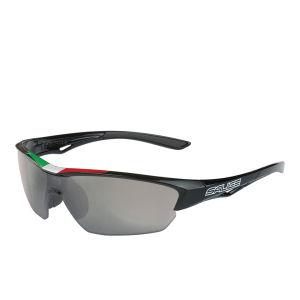 Salice 011 ITA CRX Sport Sunglasses - Photochromic - Black/CRX Smoke