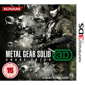 Metal Gear Solid: Snake Eater (3DS)