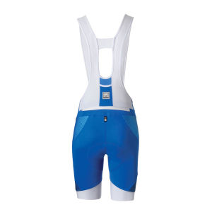 Santini Interactive Aero Mig Pad Bib Short - Royal Blue