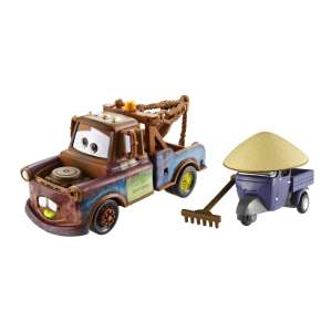 Cars 2: Mater and Zen Master Pitty Diecast Vehicle Two-Pack