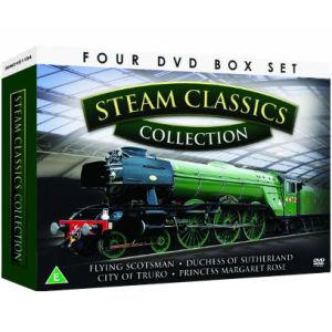British Steam Classics Gift Set