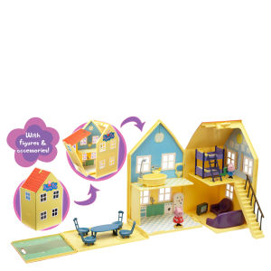 Peppa Pig - Peppa Pig's Deluxe Playhouse