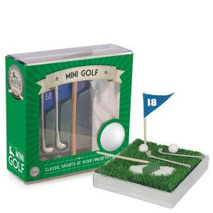 Miniature Executive Golf