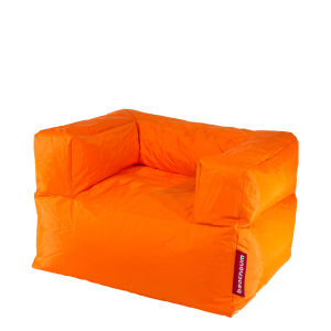 Beachbum Arm Chair Bean Bag - Orange