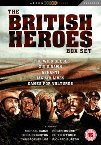 British Heroes Box Set