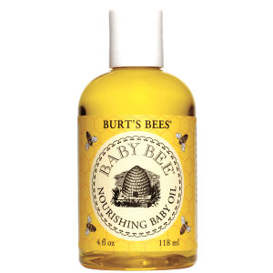 Burt's Bees Baby Bee Nourishing Baby Oil (4 fl 0z / 118ml)