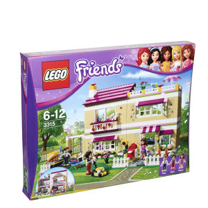 LEGO Friends: Olivia's House (3315)