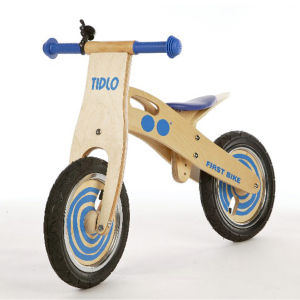 Tidlo First Bike: Blue