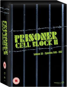 Prisoner Cell Block H - Volume 20