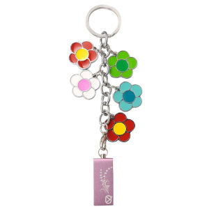 View Quest Intelligent Jewellery 4GB Flash Drive - Flower