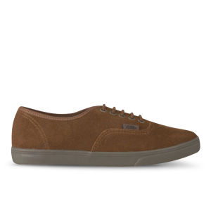 Vans Women's Authentic Lo Pro Suede Trainers - Monk