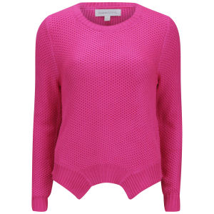 Finders Keepers Women's End Of The Road Knit - Fuchsia