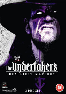 WWE: Undertakers Deadliest Matches