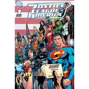 DC Comics Justice League Cover - Maxi Poster - 61 x 91.5cm