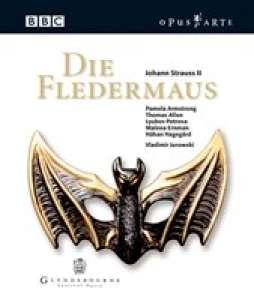 Strauss: Die Fledermaus (Jurowski, LPO, Lindskog, Petrova)