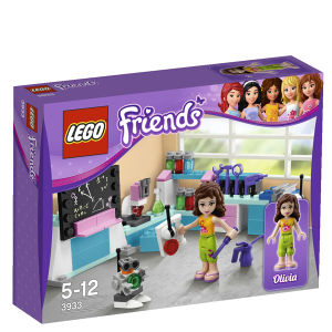 LEGO Friends: Olivia's Inventor's Workshop (3933)