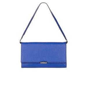 Fiorelli Dixie Clutch/Shoulder Bag - Cobalt/Ice/Black Mix