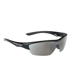 Salice 011 CRX Sport Sunglasses - Photochromic - Black/CRX Smoke