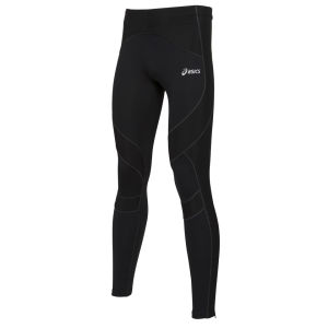 Asics Men's Leg Balance Performance Running Tights - Black