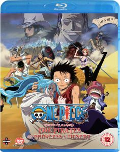 One Piece Movie 8: Episode of Alabasta