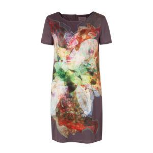 Great Plains Women's J1AA9 Orchid Bloom Dress - Darcey Combo