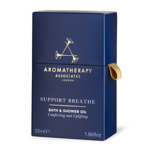 Aromatherapy Support Breathe Bath & Shower oil - 55ml